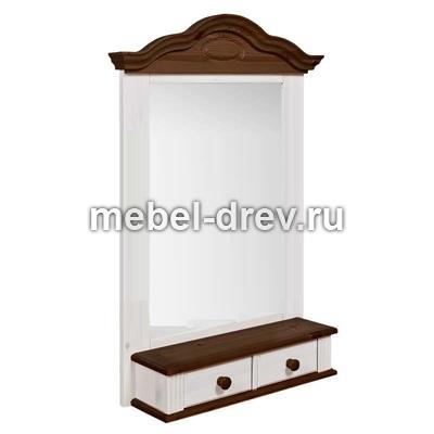 Зеркало-полочка Синди