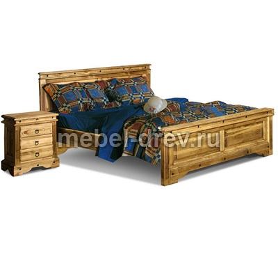 Кровать Викинг 01