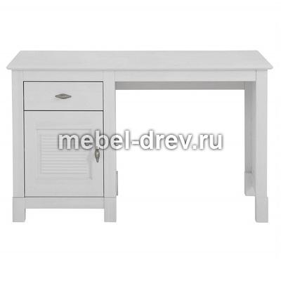 Стол письменный Рауна 11 белый воск