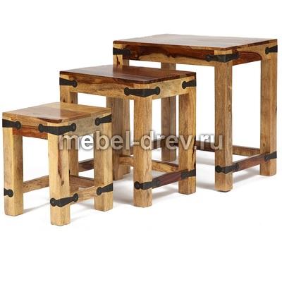 Набор табуретов/столиков Бомбей SAP-0077