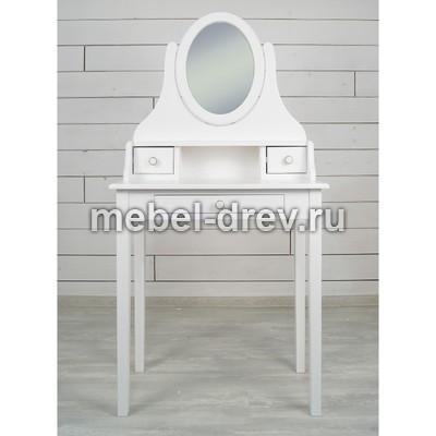 Туалетный столик с зеркалом Adelina (Аделина) DM-1038ETG