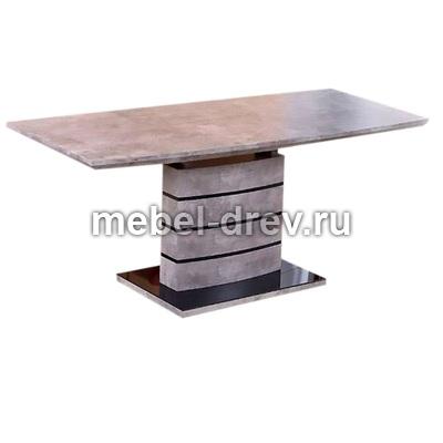 Стол обеденный SIGNAL LEONARDO бетон