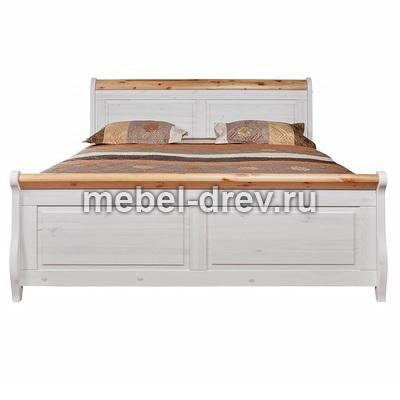 Кровать Мальта М 160х200 без ящиков