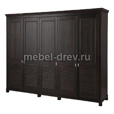 Шкаф для одежды Рауна-50 колониал