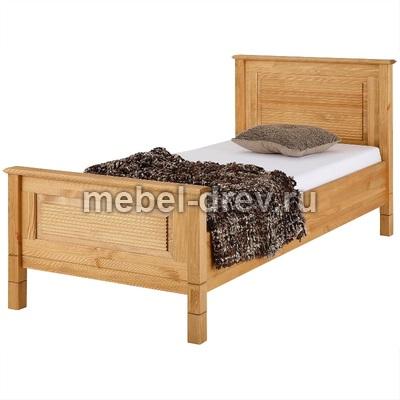 Кровать Рауна J бейц