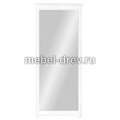 Зеркало Рауна-200 белый воск