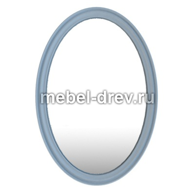 Зеркало овальное Leontina blue (Леонтина блю) ST9333/B