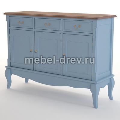 Комод Leontina blue (Леонтина блю) ST9344/B