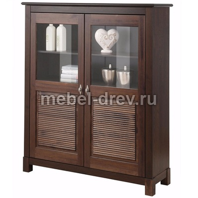 Шкаф для посуды Рауна-20 колониал
