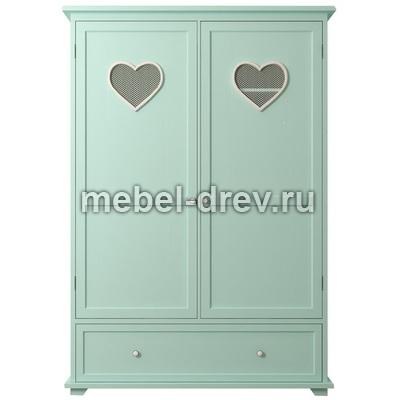 Шкаф 2-створчатый Adelina (Аделина) DM-1027ETG-M