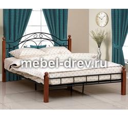 Кровать Анжелика Д1/МС