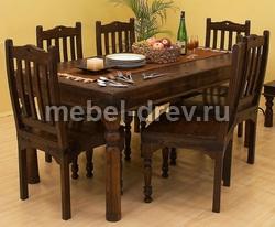 Стол обеденный SC 599 Jaipur Б