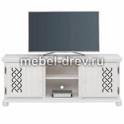 Тумба ТВ Луна-150 белый воск УКВ