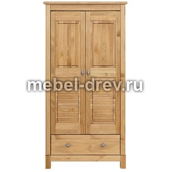 Шкаф Рауна-21 180 бейц