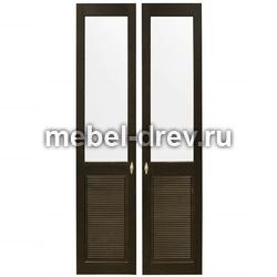 Комплект дверей к стеллажу Рауна-20 колониал