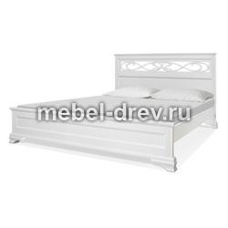 Кровать Сиэтл 160х200 двуспальная WoodMos