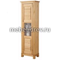 Шкаф для посуды Рауна-10 бейц