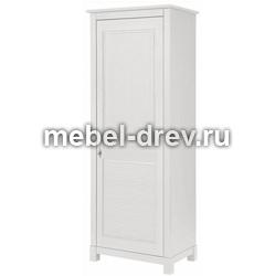 Шкаф для одежды Рауна-100 белый воск