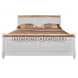 Кровать Мальта-М 180х220 без ящиков