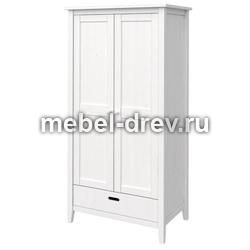 Шкаф двухдверный Сиело 77318