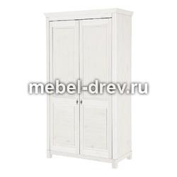 Шкаф для одежды Рауна-20 белый воск