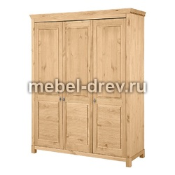 Шкаф для одежды Рауна-30 бейц