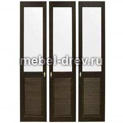 Комплект дверей к стеллажу Рауна-30 колониал