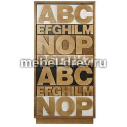 Комод высокий Alphabeto (Альфабето)AN-09/ETG/4