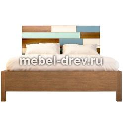Кровать Aquarelle (Акварель) RE-160ETG