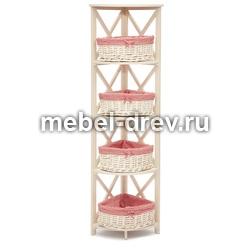 Угловая этажерка PE-05