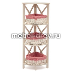 Угловая этажерка Angulaire (Ангулар) PE-04