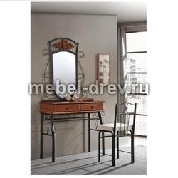 Туалетный стол CANZONA (Канцона) со стулом