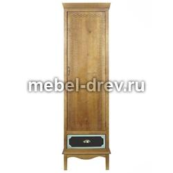 Шкаф одностворчатый Gouache (Гуашь) М10527/1ETG