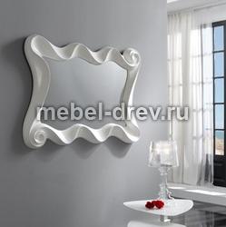 Зеркало PU183B white Dupen (Дюпен)