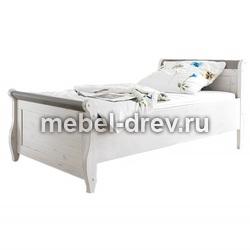 Кровать Мальта 100х200 без ящиков