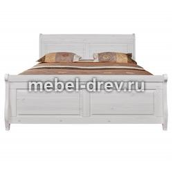 Кровать Мальта-М 180х200 без ящиков
