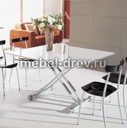 Стол трансформер 2166 лак
