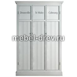 Шкаф трехстворчатый Palermo (Палермо) PL1027-3