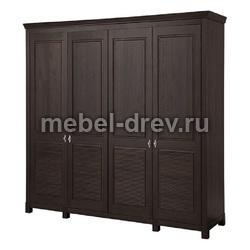 Шкаф для одежды Рауна-40 колониал