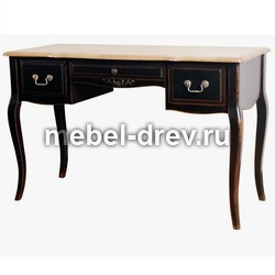 Стол письменный Leontina (Леонтина) ST-9347BLK