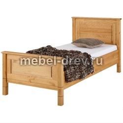 Кровать Рауна-90 бейц