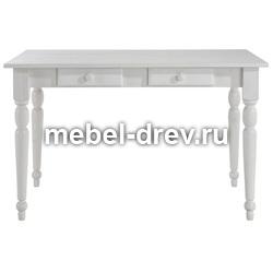 Стол обеденный Севилья-110 белый воск