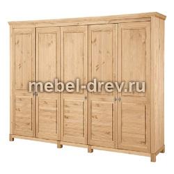 Шкаф для одежды Рауна-50 бейц