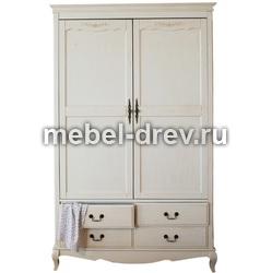 Шкаф двустворчатый Belveder (Бельведер) ST9327KR-2
