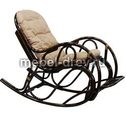 Кресло-качалка с подножкой 05/17 Matt