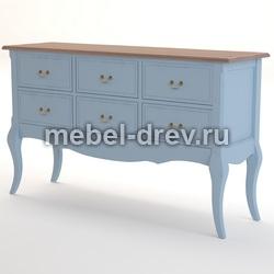 Консоль-комод Leontina blue (Леонтина блю) ST9358/B