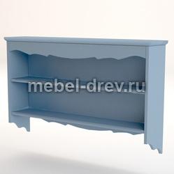 Полка навесная Leontina blue (Леонтина блю) ST9325/B