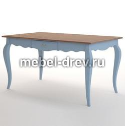 Стол обеденный Leontina blue (Леонтина блю) ST9337М B
