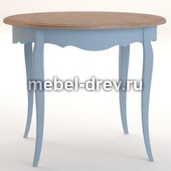 Стол обеденный Leontina blue (Леонтина блю) ST9352S/B