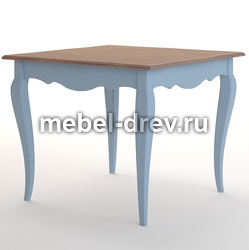 Стол обеденный Leontina blue (Леонтина блю) ST9353/B